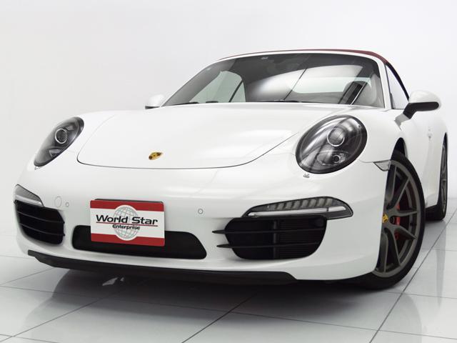 ポルシェ 911カレラS カブリオレ スポーツクロノPKG OP208