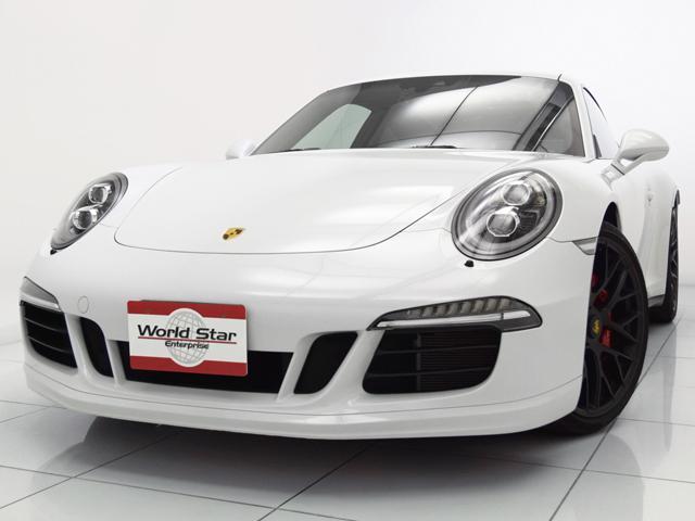 911カレラGTS スポーツクロノPKG LEDヘッドライト