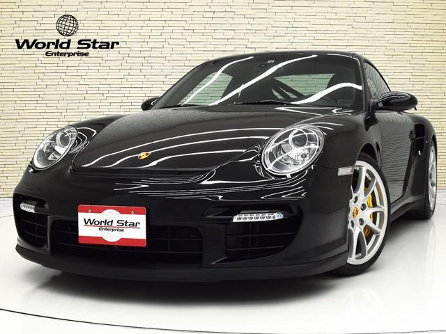 ポルシェ 911 911GT2 クラブスポーツPKG スポーツクロノPKG ワンオーナー 19インチAW PCCB イエローキャリパー ファブリックカーボンバケットシート カラーシートベルトイエロー カラークレスト カロッツェリアナビ フロアマット オートエアコン 禁煙車