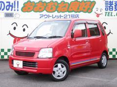 ワゴンRミキハウス限定車 スペシャル内装 専用CD キーレス ABS