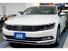 VW パサートTSIハイライン 黒革 テクノロジーPKG LEDヘッド