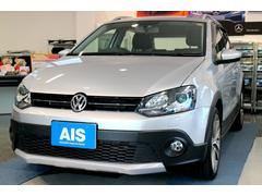 VW ポロクロスポロ 1オナ 禁煙車 SDナビ フルセグ キセノン