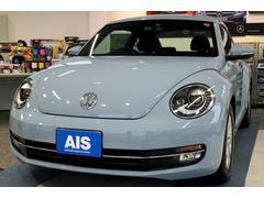 VW ザ・ビートルデザイン ワンオーナー HIDライト クルーズコントロール