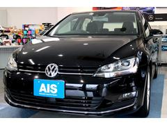 VW ゴルフTSIハイラインブルーモーション ワンオーナー ACC