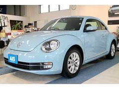 VW ザ・ビートルデザイン 1オーナー メモリーナビ クルーズコントロール
