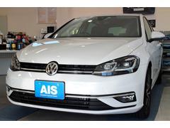 VW ゴルフTSIハイライン テックエディション ワンオーナー ACC