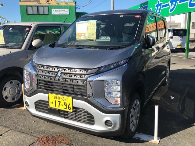 「三菱」「eKクロス」「コンパクトカー」「岐阜県」の中古車