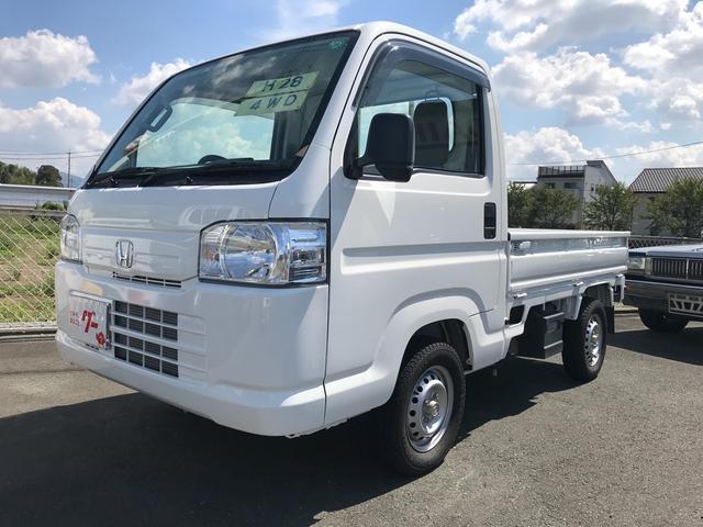 ホンダ SDX 4WD エアコン 5MT 軽トラック 禁煙車