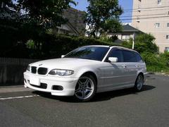 BMW318iツーリング Mスポーツ 正規ディーラー車 サンルーフ