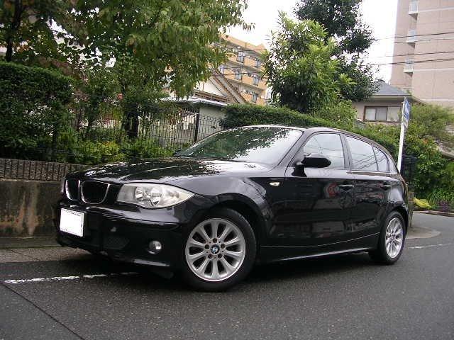 BMW 116i 正規ディーラー車 ETC