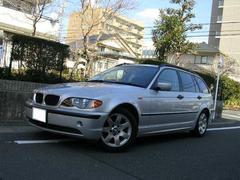 BMW318iツーリング 正規ディーラー車 ナビ Bカメラ ETC