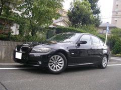 BMW320i 正規ディーラー車 ナビ ETC HID 純正アルミ