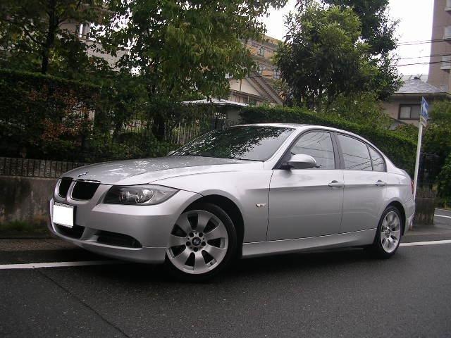 BMW 320i 正規ディーラー車 ETC 純正アルミ HID