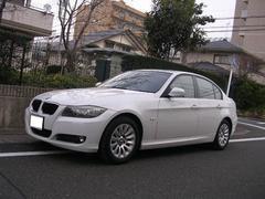 BMW320i 正規ディーラー車 ETC HID ナビ 純正アルミ