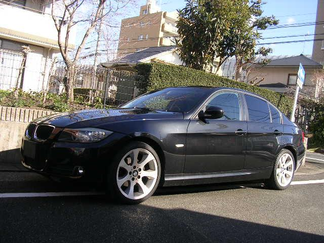 BMW 320i 正規ディーラー車 HDDナビ ETC