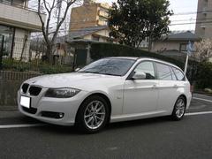 BMW320iツーリング HDDナビ HID ETC バックカメラ