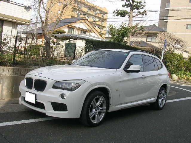 BMW X1 sDrive 18i Mスポーツパッケージ HDDナビ ETC HID スマートキー 禁煙車