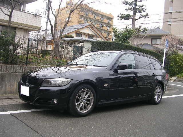 BMW 320iツーリング HDDナビ ミラーETC スマートキー