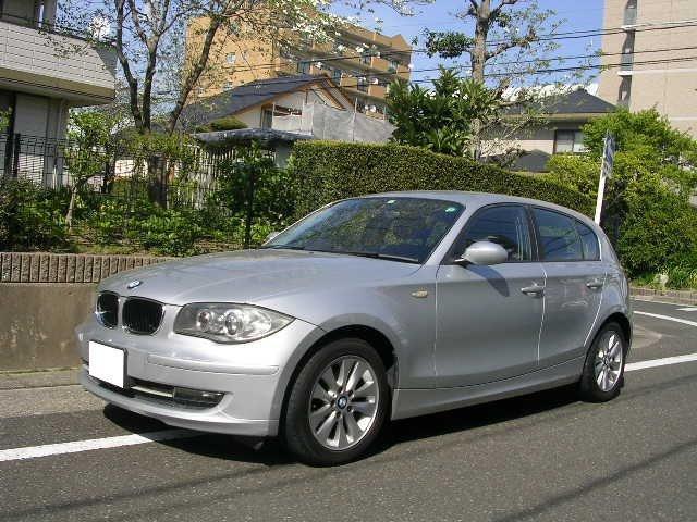 BMW 116i HIDヘッドライト ETC プッシュスタート