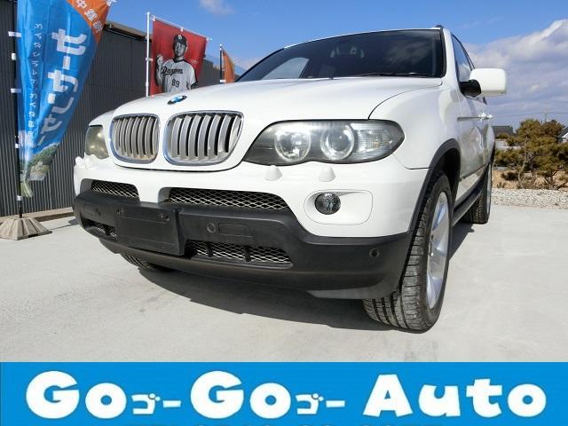 BMW 4.4i ナビ レザー サンルーフ キーレス 法定整備付