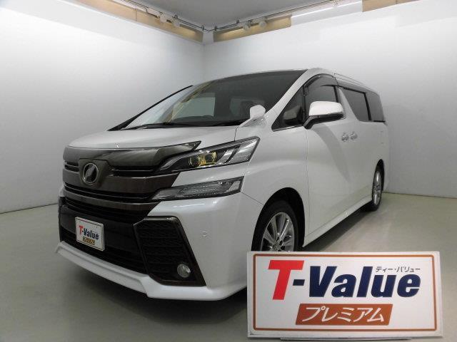 トヨタ 3.5ZA ゴールデンアイズ SDナビ フルセグTV