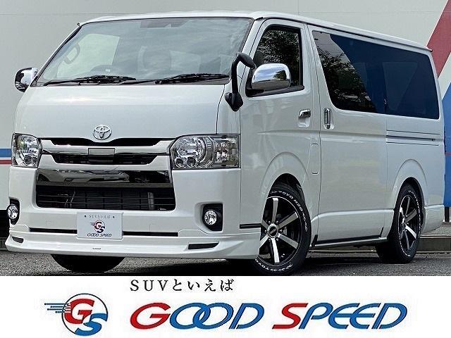 トヨタ スーパーGL ダークプライムII新車未登録 寒冷地 100V