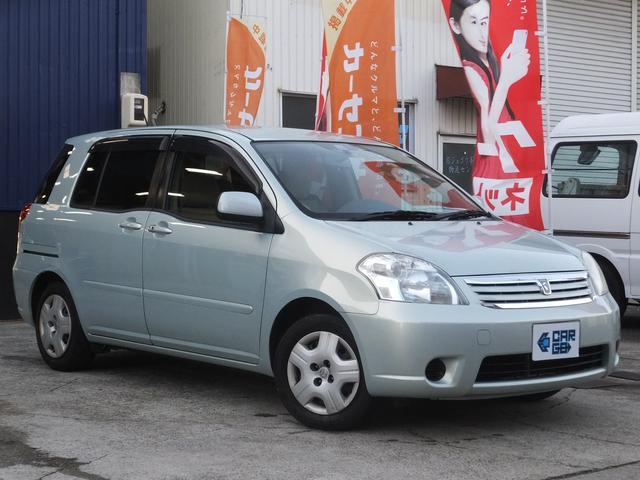 トヨタ Gパッケージ 車検整備付 ピラーレス
