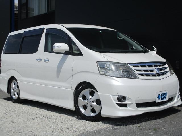 トヨタ AS プラチナセレクションII・両側自動Sドア・リア電動G