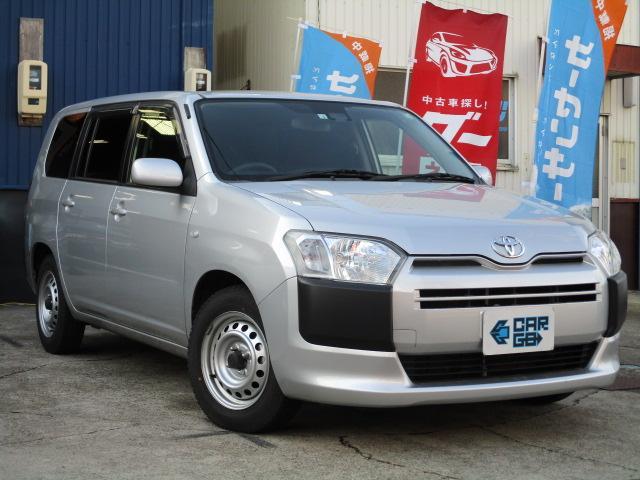 トヨタ プロボックス GL TOYOTAセーフティセンス・Bluetooth対応SDナビ・ETC・バックカメラ・アイドリングストップ
