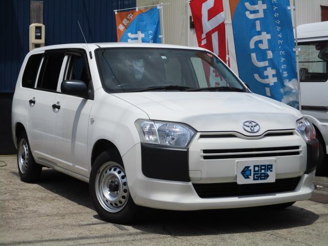 トヨタ プロボックス DX Bluetooth対応ナビ・無料1年保証付