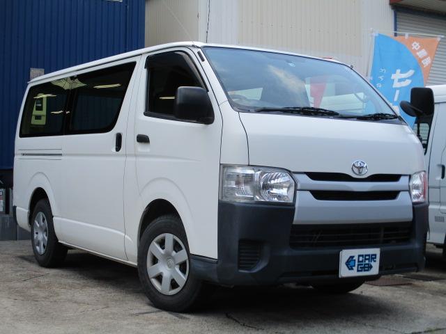 トヨタ ロングDX 5ドアDX3人・積載1250KG・キーレス・ETC