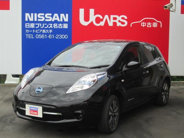 日産 X サンクスエディション(30kwh) 電気自動車