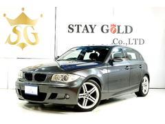 BMW116i Mスポーツパッケージ 社外HDDナビ TV ETC