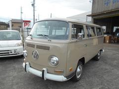 VW タイプII1970年モデル レイトバス 1600エンジン