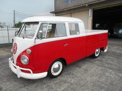 VW タイプII1963年モデル ダブルピック リアストレートアクスル