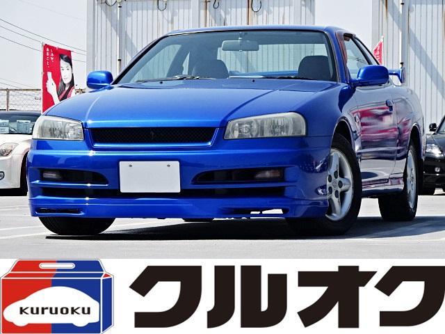 日産 GT お好みの色に全塗装 地デジ付ナビ ETC キーレス