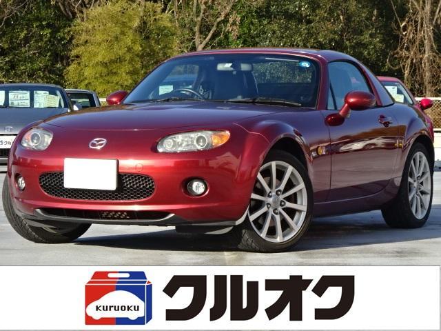 マツダ 日本カーオブザイヤー受賞記念車 RS ハードトップ BOSE