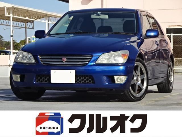 トヨタ RS200 Z-ED ユーザー買取車 F6 タイベル交換付き