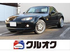 ロードスター日本カーオブザイヤー受賞記念車 RS 禁煙車 BBS17AW