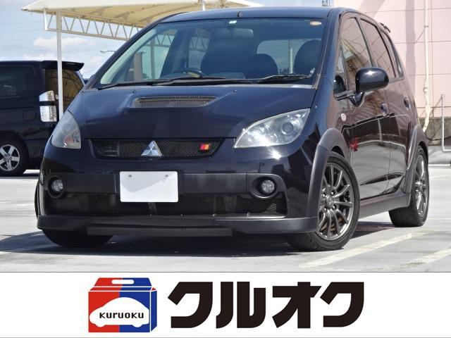 三菱 ラリーアート Ver.R 地デジナビ テイン車高調&EDFC