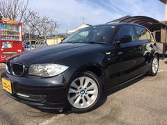 BMW116i 保証付 社外HDDナビ キーレス ETC 純アルミ