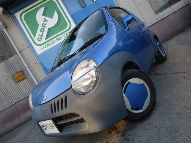 スズキ ガソリンV タイミングチェーン 社外CDデッキ