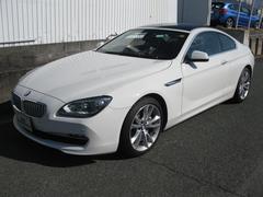 BMW650iクーペコンフォートP電動サンルーフアダプティブLED
