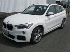 BMW X1xDrive18dMスポ最長4年保証電動リアゲート純正LED