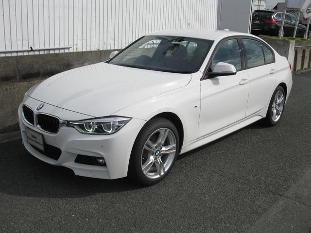 BMW 318iMスポ最長4年保証コンフォートアクセス純LEDライト