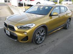 BMW X2xDrive20iMスポX最長4年保証デビューPセレクトP