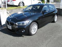 BMW118dMスポ最長4年保証DアシストOP黒スポーツレザーS