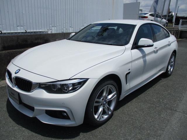 BMW 420iグランクーペ M-SPRIT ACC シートヒーター