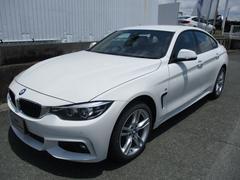 BMW420iグランクーペ Mスポーツ ACC シートヒーター