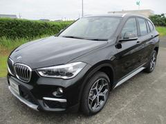 BMW X1xDrive 18d xライン コンフォート、アドバンスドP